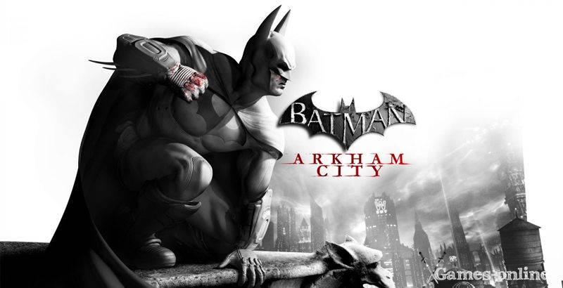 Игра Batman: Arkham City с открытым миром на ПК