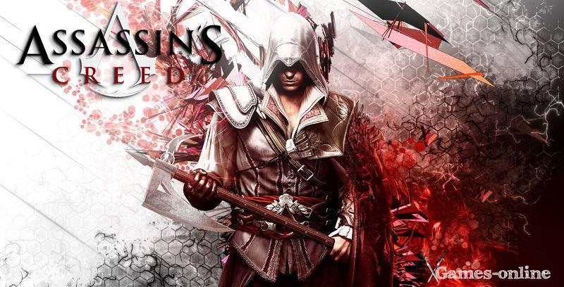 Серия игр Assassin's Creed с открытым миром на ПК