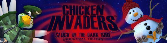 Казуальная игра Вторжение кур 5. Темный клюв