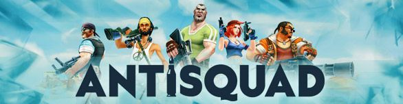 Казуальная игра Antisquad