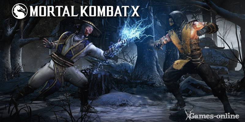 Mortal Kombat X киберспортивная игра