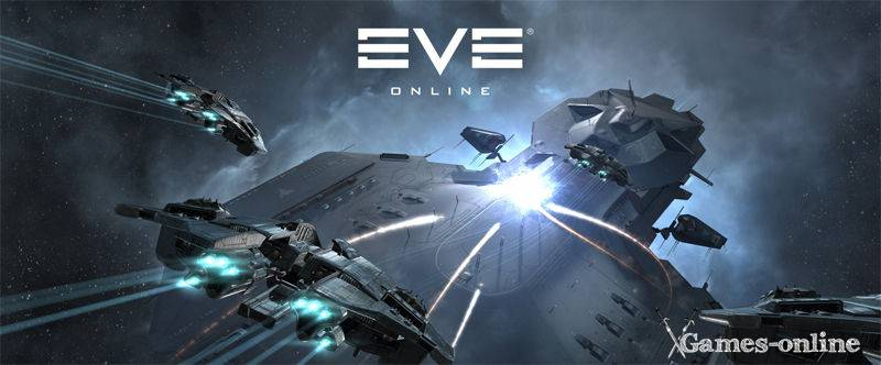 Онлайн игра Eve Online с открытым миром на ПК