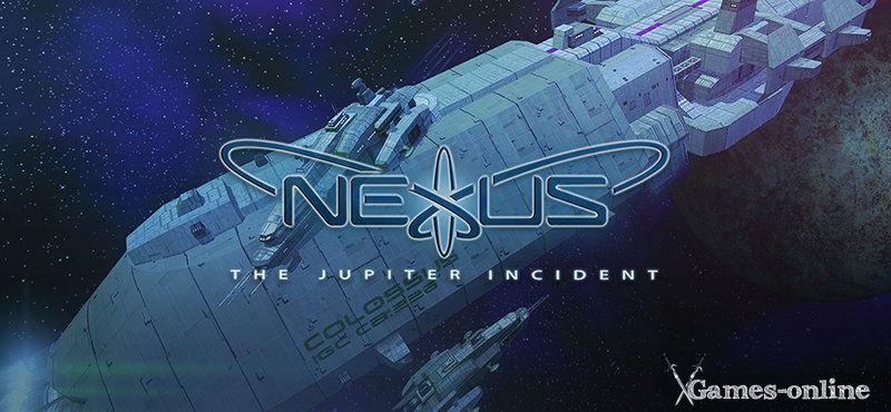 Космическая стратегия Nexus: The Jupiter Incident