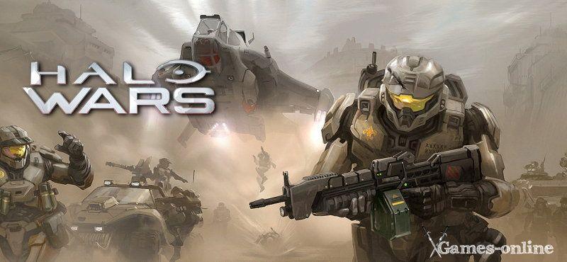 Космическая стратегия Halo Wars: Definitive Edition