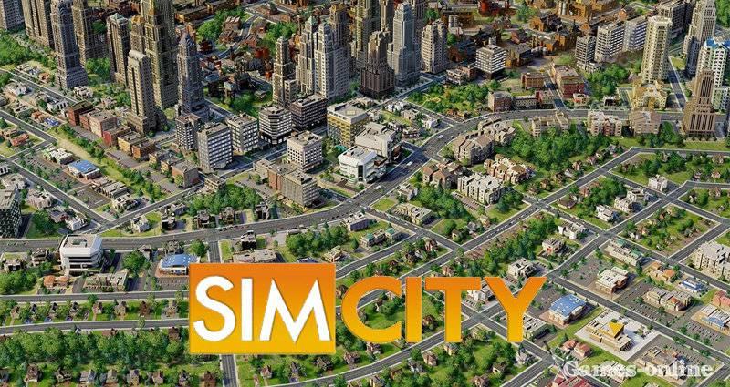 Серия игр SimCity градостроительные симуляторы