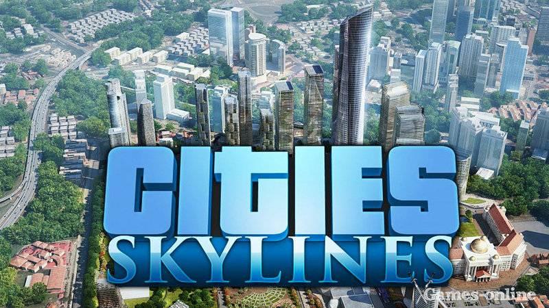 Серия игр Cities градостроительные симуляторы