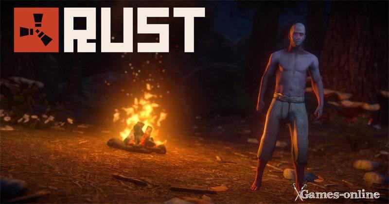 Rust игра по стеи