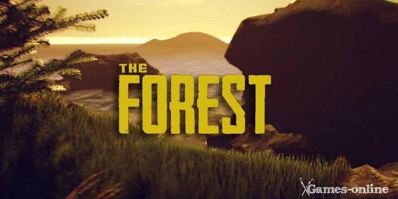 The Forest игра на выживание