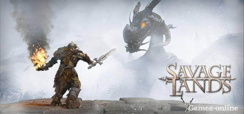 Savage Lands игра на выживание