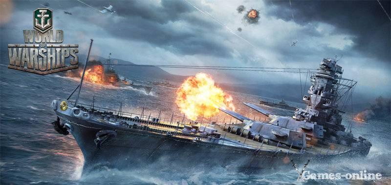 World of Warships лучшие клиентские онлайн игры 2016