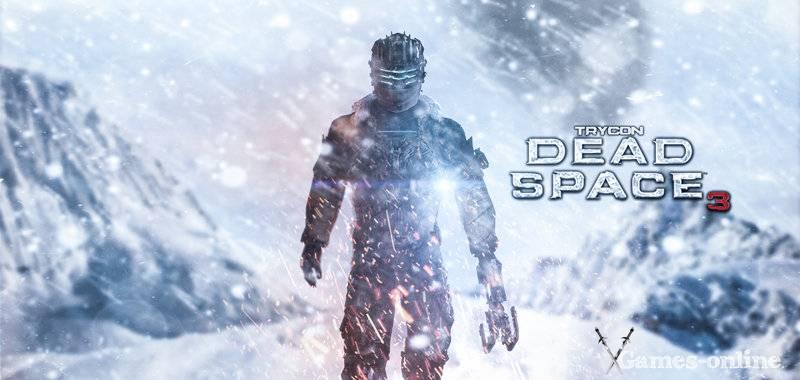 Dead Space 3 игра по стеи