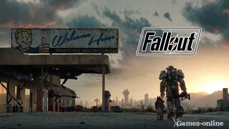 Серия игр Fallout с открытым миром на ПК