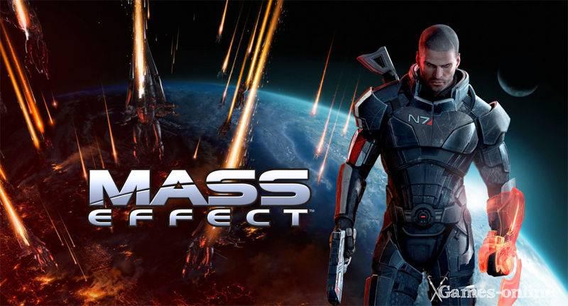 Серия игр Mass Effect с открытым миром на ПК