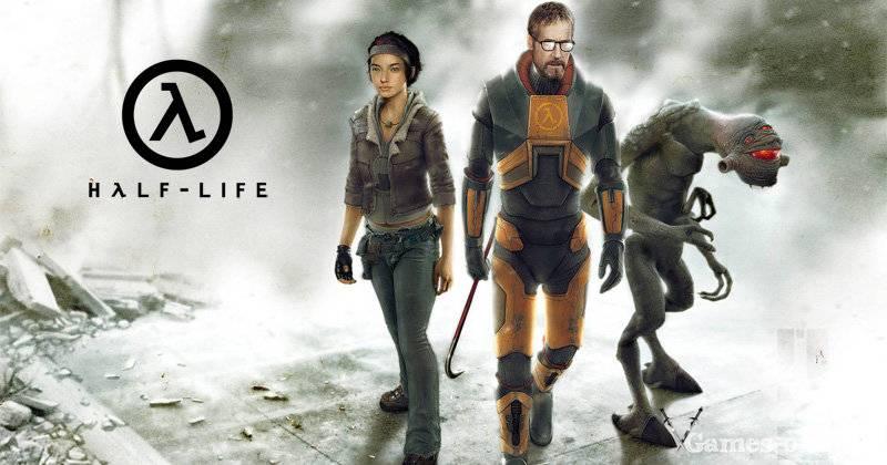 шутер от первого лица Half-Life на ПК