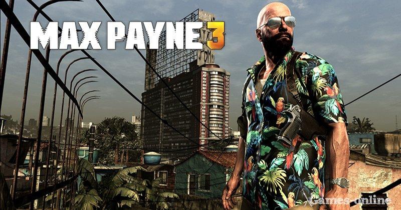 Серия игр Max Payne лучший шутер на ПК