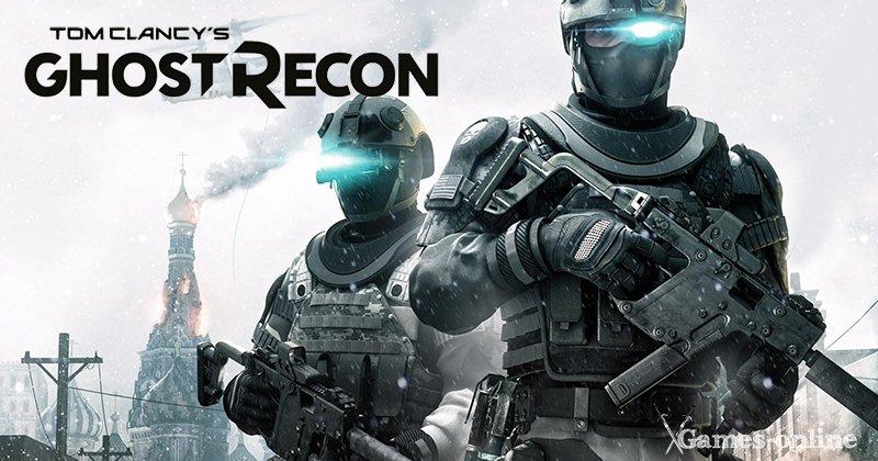 Серия игр Ghost Recon лучший шутер на ПК