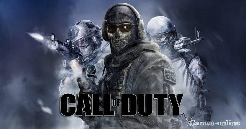шутер от первого лица Call of Duty на ПК