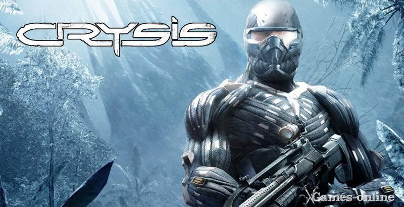шутер от первого лица Crysis на ПК