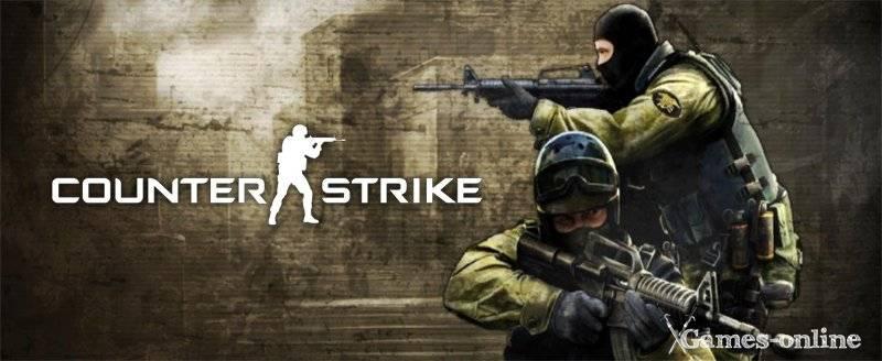 шутер от первого лица Counter Strike на ПК
