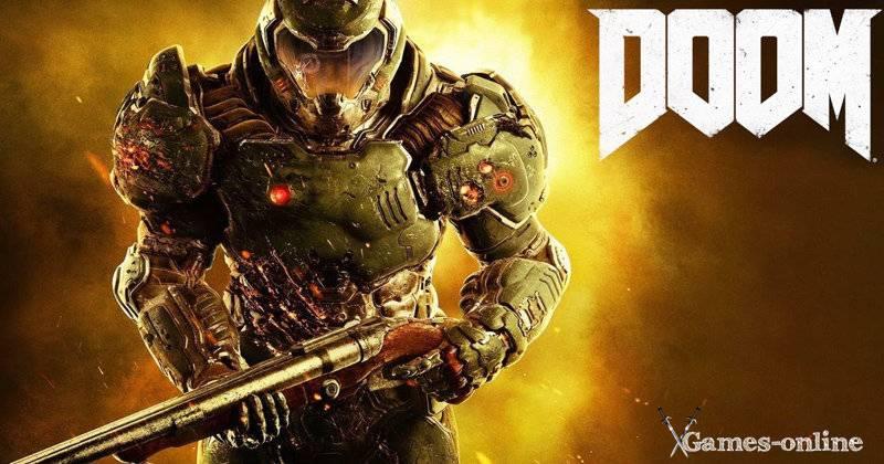 шутер от первого лица Doom на ПК