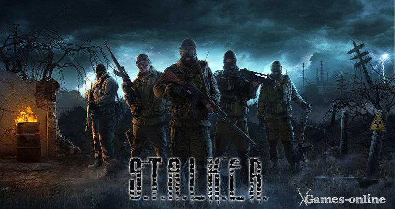 S.T.A.L.K.E.R. игра постапокалипсис на ПК