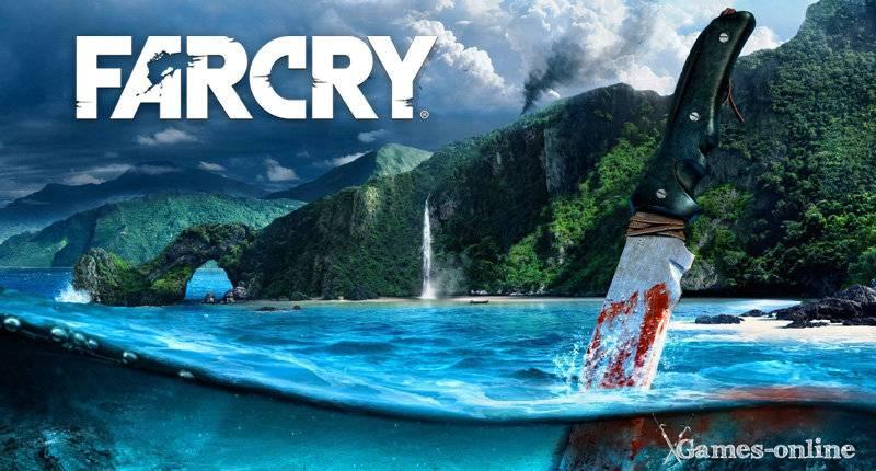 шутер от первого лица Far Cry на ПК