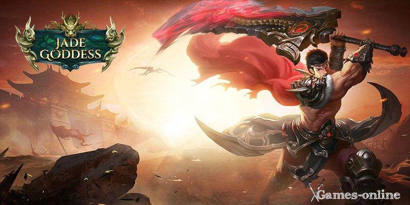 Jade Goddess - MMORPG в которые стоит поиграть