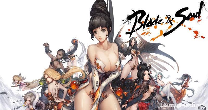 Blade and Soul - ММОРПГ в которые стоит поиграть