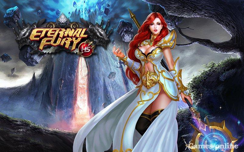Eternal Fury  - MMORPG в которые стоит поиграть