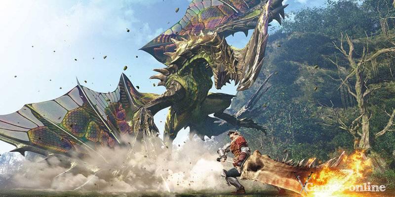 Monster Hunter: World дата выхода 2018