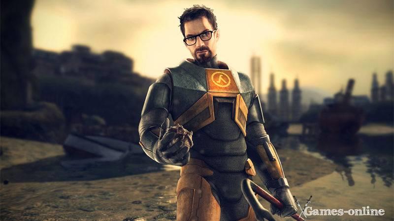 Игра для слабого ПК: Half-Life