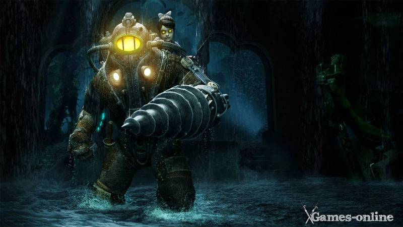 Игра для слабого ПК: BioShock
