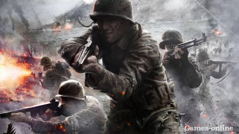 Игра для слабого ПК: Call of Duty: World at War