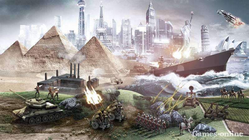 Игра для слабого ПК: Sid Meier's Civilization V