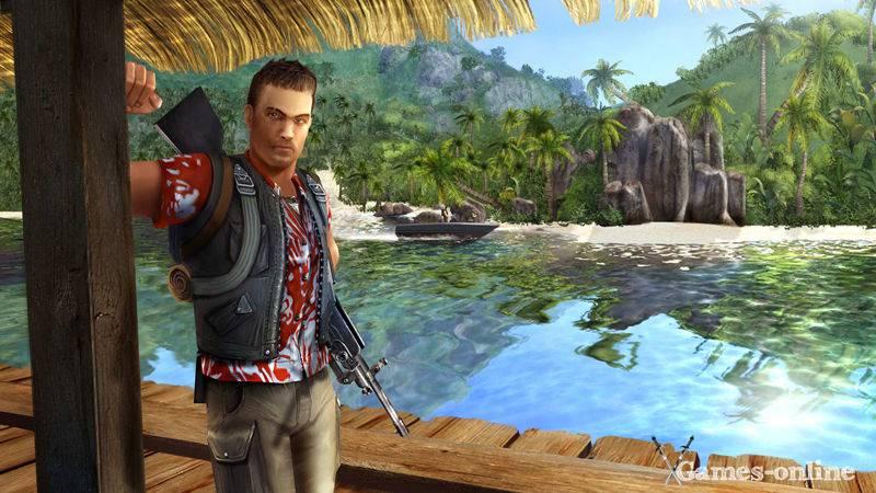 Игра для слабого ПК: Far Cry