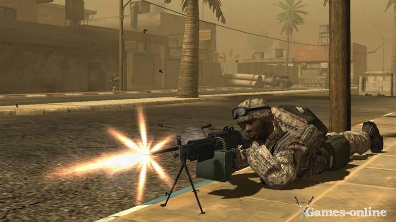 Игра для слабого ПК: Battlefield 2