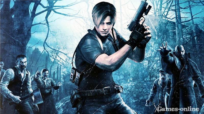 Игра для слабого ПК: Resident Evil 4
