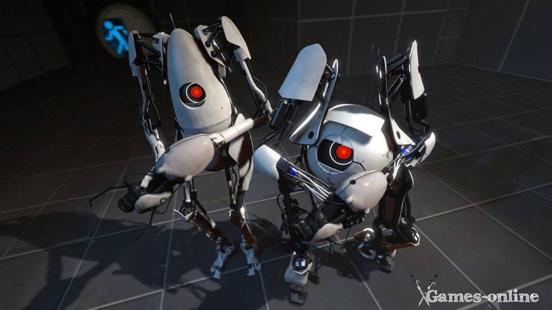 Игра для слабого ПК: Portal 2