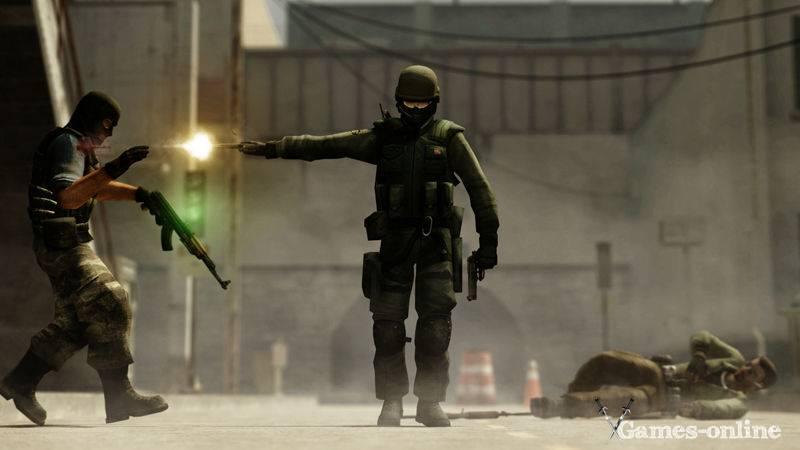 Игра для слабого ПК: Counter Strike: Source