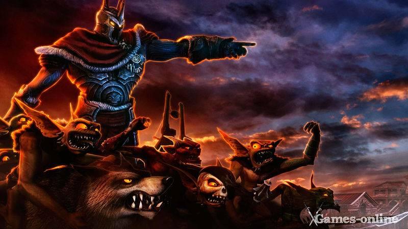 Игра для слабого ПК: Overlord