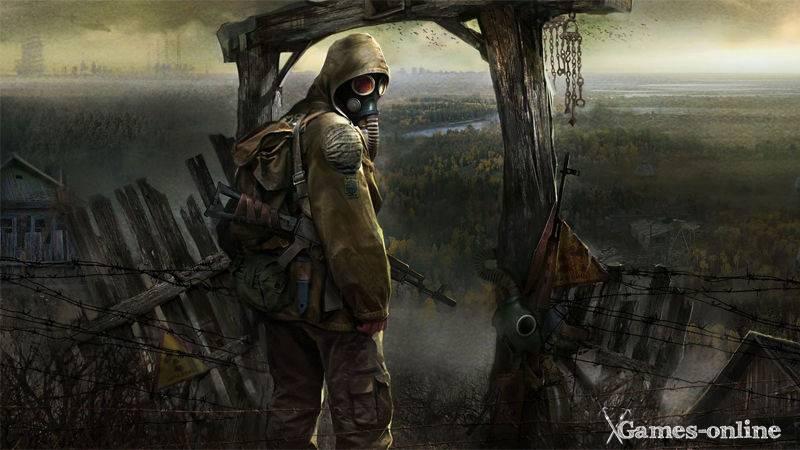Игра для слабого ПК: S.T.A.L.K.E.R.: Shadow of Chernobyl