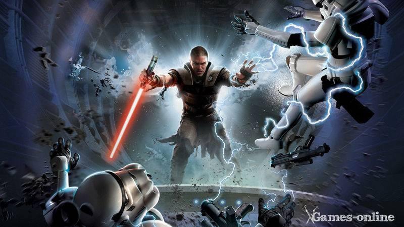 Игра для слабого ПК: Star Wars: The Force Unleashed