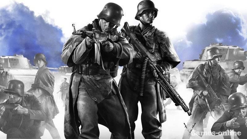 Игра для слабого ПК: Company of Heroes