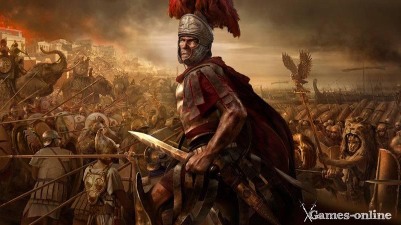 Игра для слабого ПК: Rome: Total War
