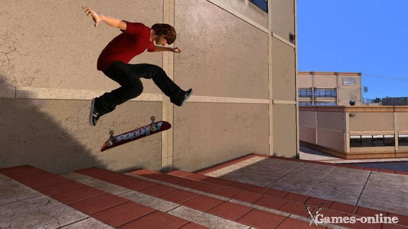 Игра для слабого ПК: Tony Hawk's Pro Skater 4