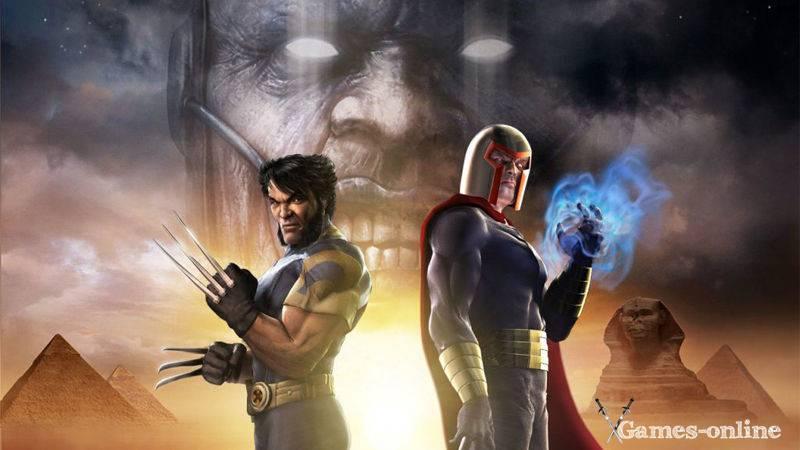 Игра для слабого ПК: X-Men Legends 2: Rise of Apocalypse