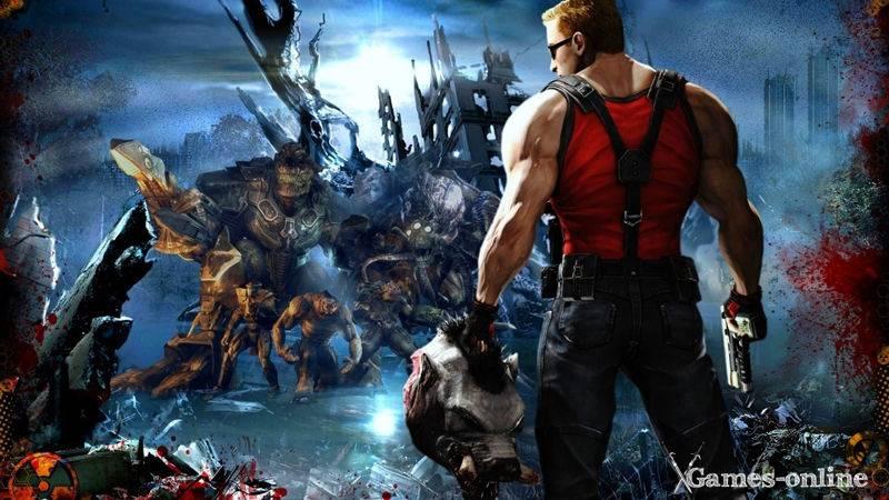 Игра для слабого ПК: Duke Nukem Forever