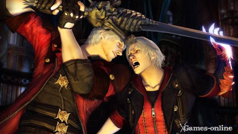 Игра для слабого ПК: Devil May Cry 4