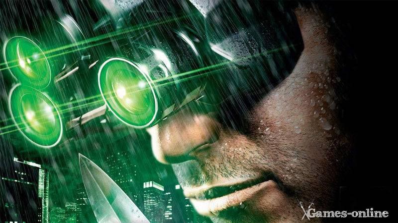 Игра для слабого ПК: Splinter Cell: Chaos Theory
