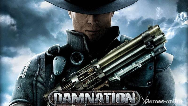 Игра для слабого ПК: Damnation